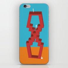 la promenade iPhone & iPod Skin