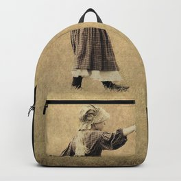 Union Soldier and Daughter Backpack