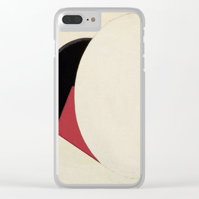 Life Cycle Clear iPhone Case