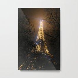 Ville des Lumières 1 Metal Print