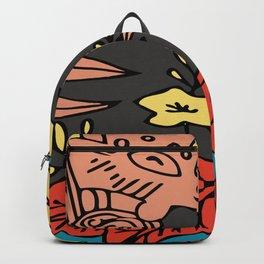 hanafuda PAULOWNIA 2 Backpack