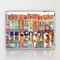 Evening in Poznań Laptop & iPad Skin