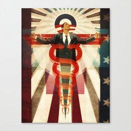 Obama Care Canvas Print