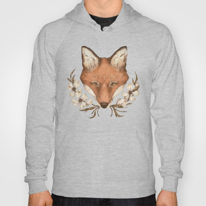 The Fox and Dogwoods Hoody