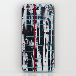 """""""Controlled Chaos"""" iPhone Skin"""