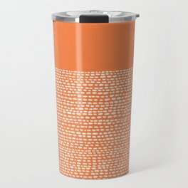 Riverside - Celosia Orange Travel Mug
