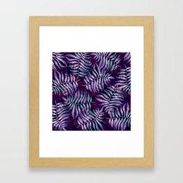 Luscious Midnight Framed Art Print
