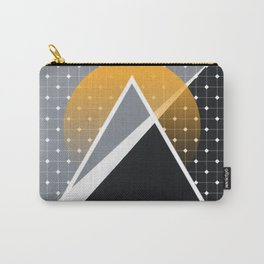 London - Abstract Sunset Carry-All Pouch