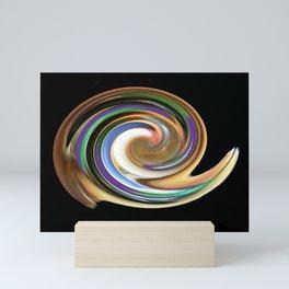 Secondary Colors (Glass Series) Mini Art Print