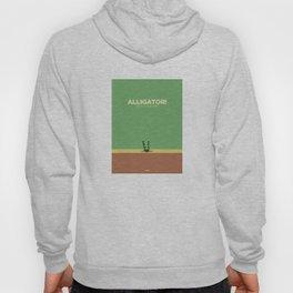 Alligator Hoody