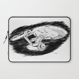 USS Enterprise Laptop Sleeve