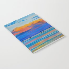 I'd Rather Be Sailing by Teresa Thompson Notebook