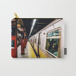 Subway 34 st, Manhattan, NYC Carry-All Pouch