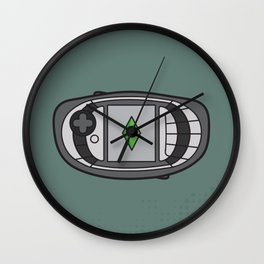 N Gage Retro Wall Clock