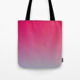 STRANGE COCKTAIL - Minimal Plain Soft Mood Color Blend Prints Tote Bag