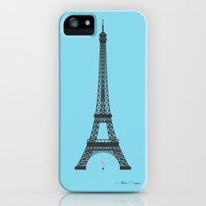 Eiffel Tower - First Kiss iPhone (5, 5s) Slim Case