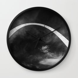cosmic rebirth Wall Clock