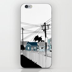Carrington  iPhone & iPod Skin