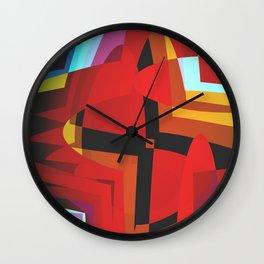 The Cross Wall Clock
