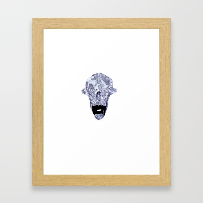 Perichoresis Framed Art Print