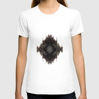 ikat T-shirts featuring Ikat Glam by Lumikka