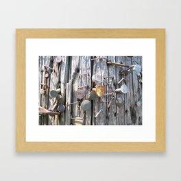 """Thorns"" - Minneapolis, Minnesota  Framed Art Print"