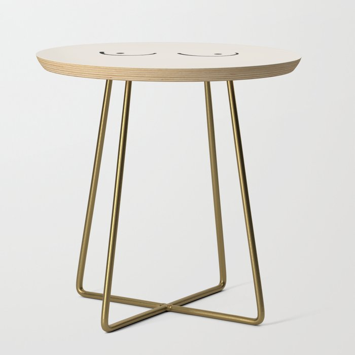 Boobs Side Table
