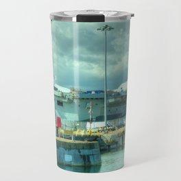 HMS Queen Elizabeth Travel Mug