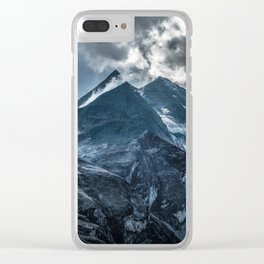 When the day begins Clear iPhone Case