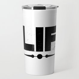 Wife Life Mom Life Best Life Mother's Day Gifts Travel Mug
