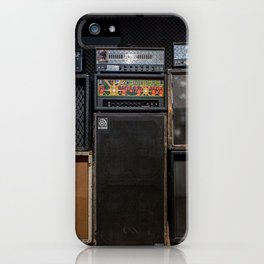 Heavy Metal Amp Stack iPhone Case