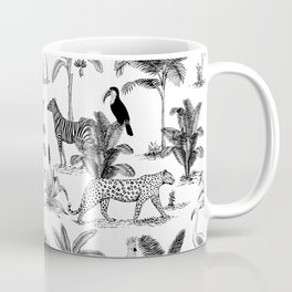 botanical jungle Coffee Mug