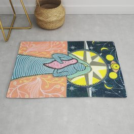 Our Mother, Our Navigator Rug