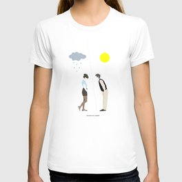 500 days of summer by The Man Who Drew Too Much T-shirt