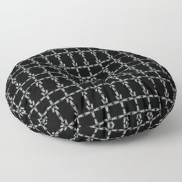 Insect pattern #2 Floor Pillow