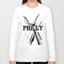 Philly Utility Long Sleeve T-shirt
