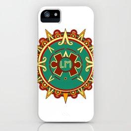 LM Sol De Mexico iPhone Case