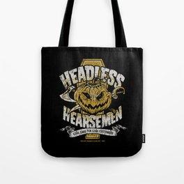 Headless Hearsemen Tote Bag