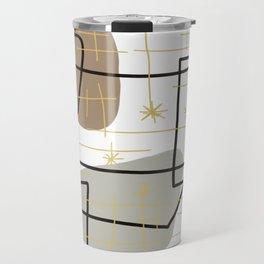 Mid Mod Mash Travel Mug