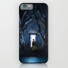 Doors Of Tardis iPhone 6s Slim Case