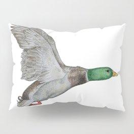 Flying Duck Pillow Sham