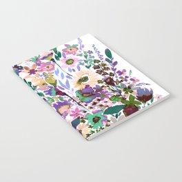 Scarlett Floral Pastel Notebook