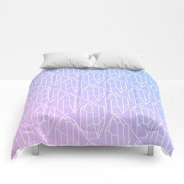Crystal Pattern Comforters