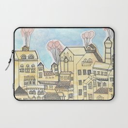 Space Town Laptop Sleeve
