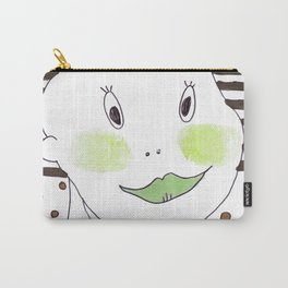 Mr. Green Carry-All Pouch