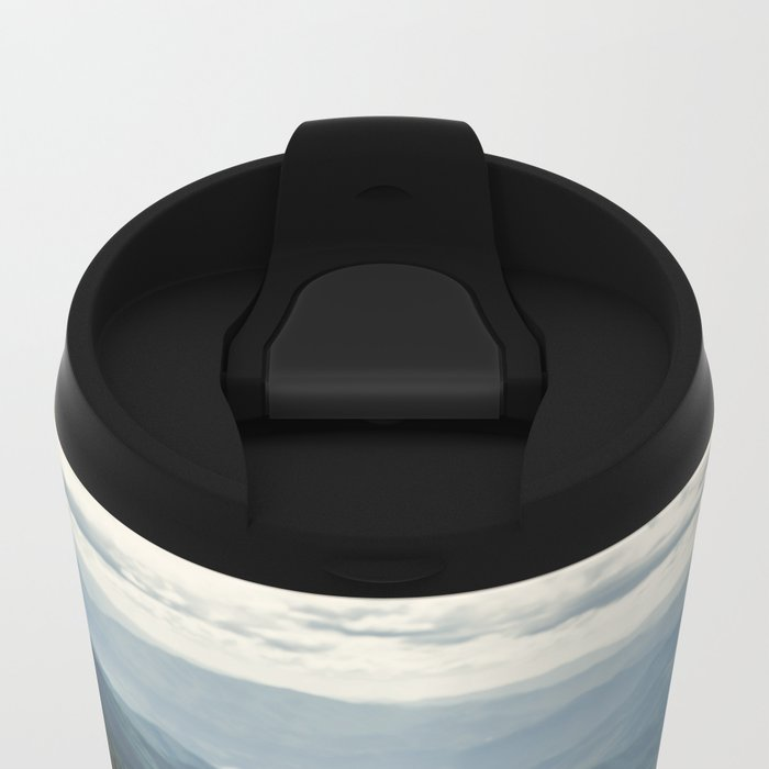 Smoky Mountains Metal Travel Mug