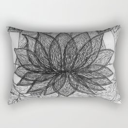 Laxmi and Nature Rectangular Pillow