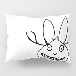 Crooked Pillow Sham