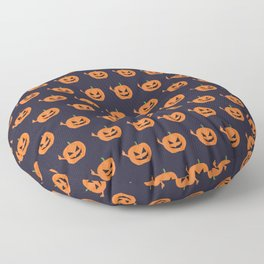 Pumpkin Spice Floor Pillow