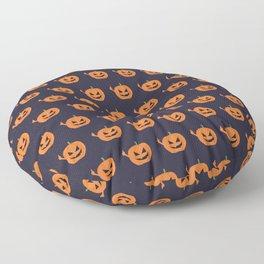 Pumpkin Spice Floor Pillow